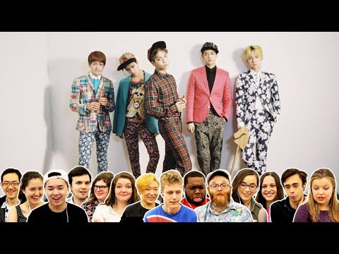 Classical Musicians React: SHINee 'Dream Girl' vs 'Why So Serious'