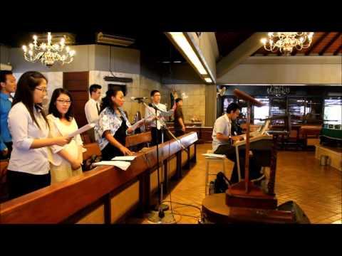 Serafim Choir - Kyrie Eleison (Indonesian text) mp4 by