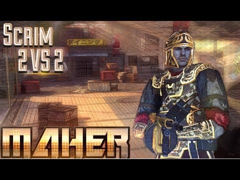 MC5 Scrim Gameplay 2 VS 2 (MOR MAHER)