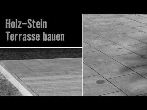 version 2013 holz stein terrasse bauen hornbach meisterschmiede youtube. Black Bedroom Furniture Sets. Home Design Ideas