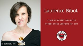 Laurence Bibot - Martine - London Comedy Store 2017