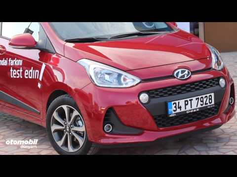 Test - Hyundai i10