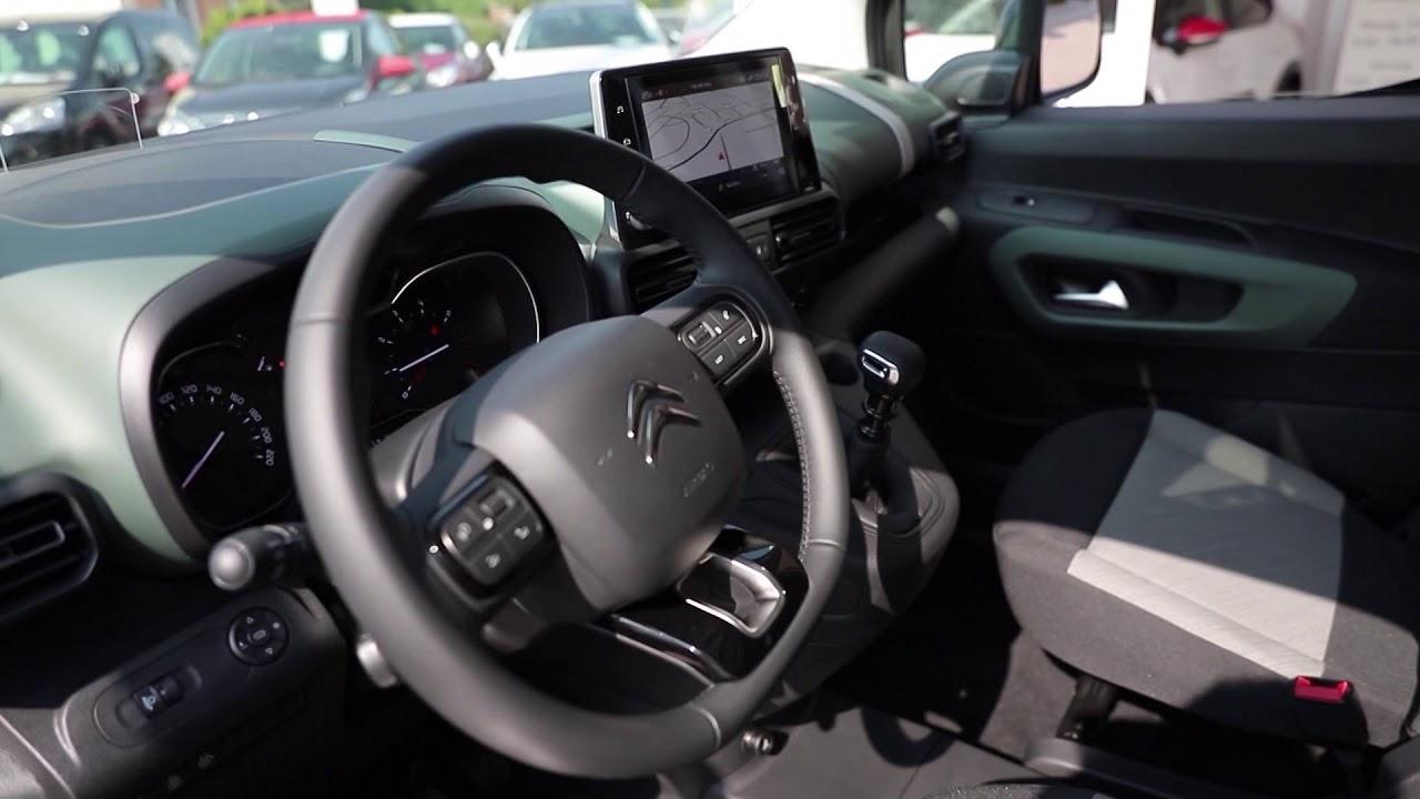 Der Neue Berlingo Im Citroen Autohaus Petsch