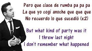 J Balvin Ft Farruko 6 AM Lyrics English And Spanish Translation Meaning