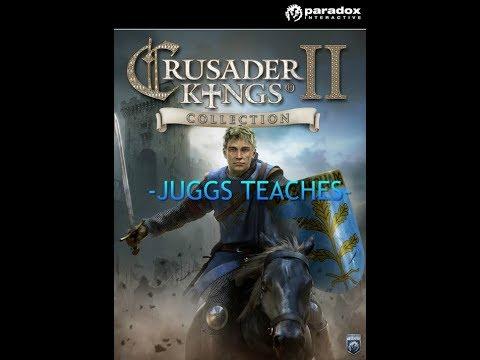 Juggernaut Teaches CK2 - Start and UI