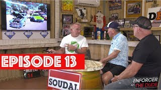 Enforcer and The Dude - Episode 13 - Russell Ingall & Paul Morris