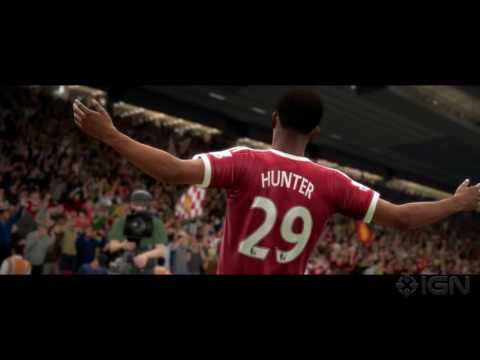 FIFA 17 - The Journey Trailer - E3 2016