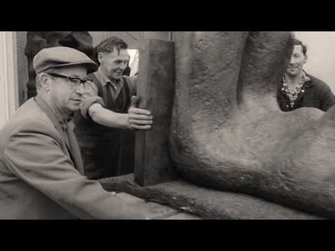 Henry Moore Discusses His Elemental Masterpieces