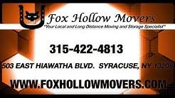 Fox Hollow Movers LLC | Syracuse NY Movers