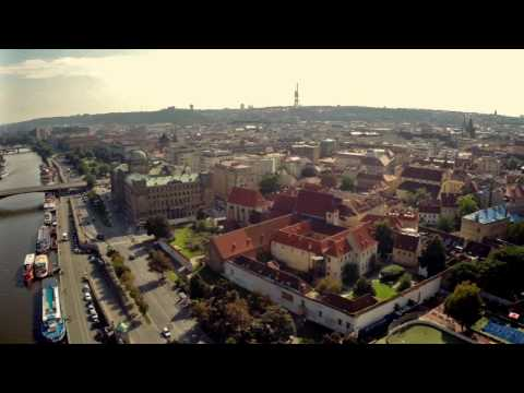 Expres FM a Classic Praha - ze Smíchova do Karlína