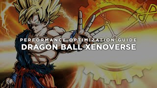 Dragon Ball Xenoverse - How to Reduce Lag and Boost & Improve Performance