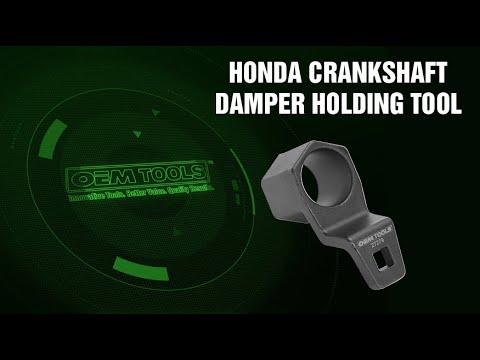 27279 OEMTOOLS™ Honda Crankshaft Damper Holding Tool