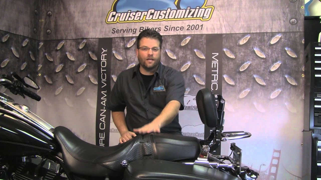 TOTW Sissybar Passenger And Driver Backrest Buying Guide