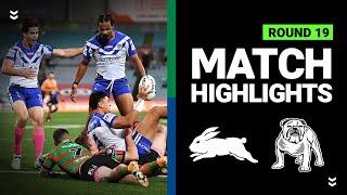 Rabbitohs v Bulldogs | Round 19 2020 | Telstra Premiership | NRL