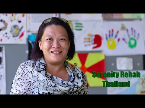 Serenity Rehab Thailand - A Successful Client and Support Worker
