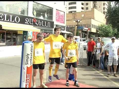 """""""Yerevan Business Run"""" բարեգործական մրցավազք-Taron Margaryan's Channel"""