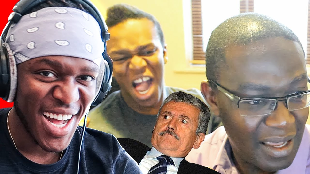 Download Reacting To Old KSI Funny Moments