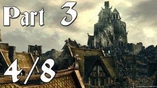 Skyrim Walkthrough - Part 3 - Whiterun [4/8] (PC Gameplay / Commentary)