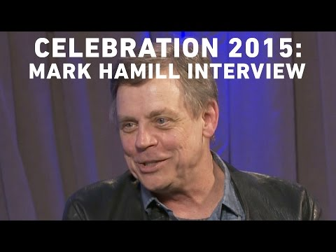 Mark Hamill Interview with StarWars.com | Star Wars Celebration Anaheim