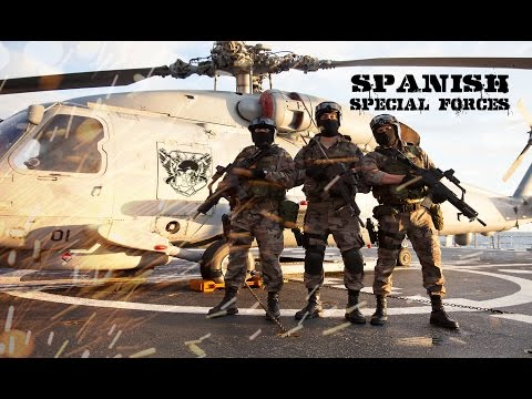 Spanish Special Forces ||| Operaciones Especiales Españolas