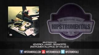 Kendrick Lamar - Rigamortis [Instrumental] (Prod. By Willie B) + DOWNLOAD LINK