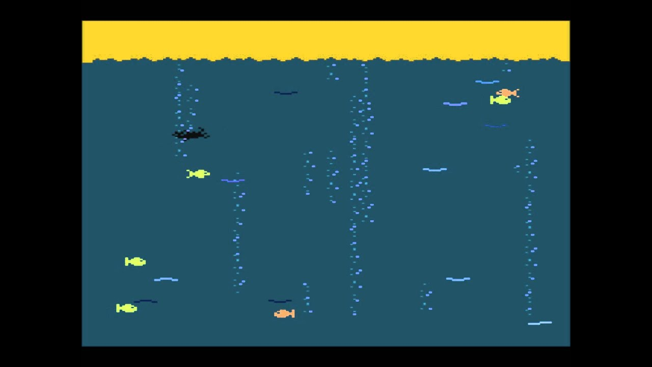 Alley Cat for the Atari 8-bit family - YouTube