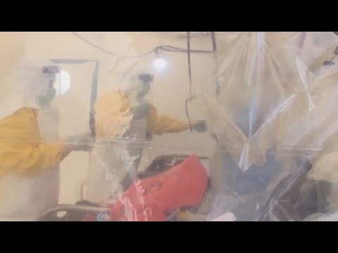 Son xa máis de 800 mortos por ébola no Congo