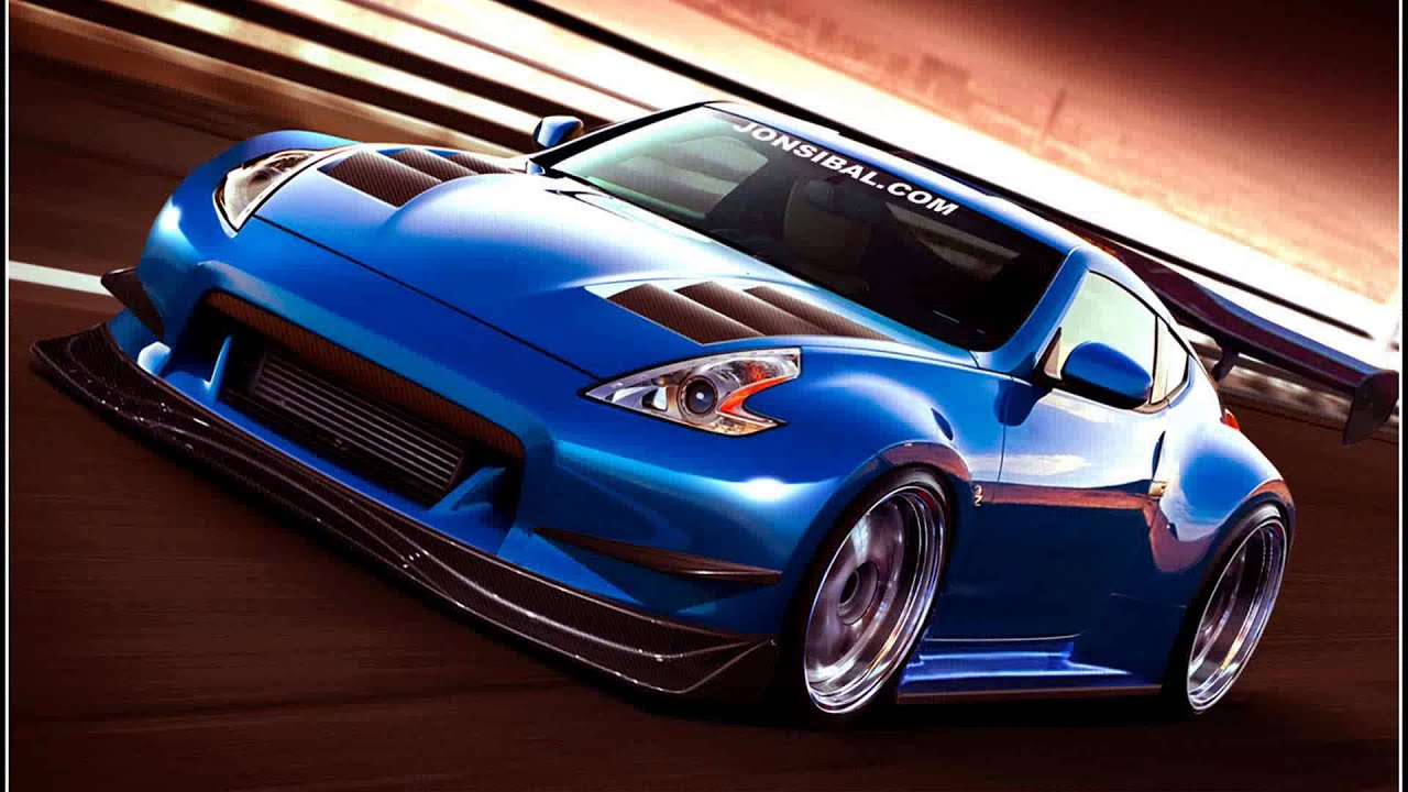 Cool Modified Cars Wallpapers Nissan 370z Tuning Cars Youtube