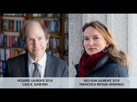 Announcement for the Holberg Prize and Nils Klim Prize 2018