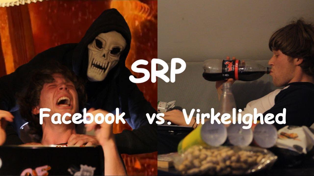 DerFindesMonstre // SRP // Facebook vs. Virkelighed