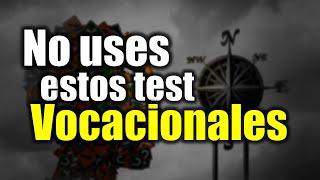 ¿COMO IDENTIFICAR SI MI TEST VOCACIONAL ES ÚTIL?