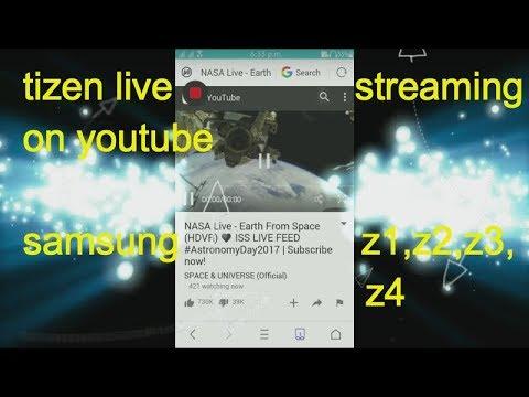 samsung tizen z3 live