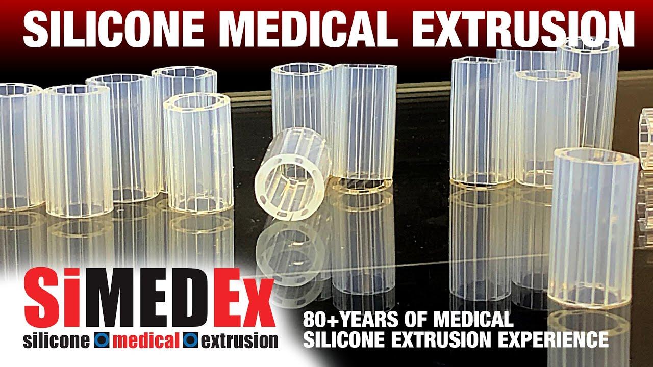 SiMEDEX, Inc. #SiliconeMedicalExtrusions