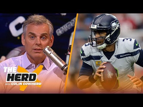 Wilson is most underrated player in NFL, Dak has to win a certain way, Colin talks Diggs | THE HERD