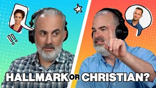 Christian Filmmakers Guess Hallmark vs. Christian Movies  This or That feat. The Kendrick Brothers