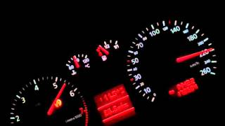 audi a3 1 8t 180 hp acceleration 0 230 k h
