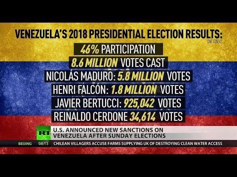 US sanctions against Venezuela holding country back, says researcher