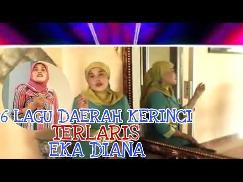Lagu Daerah Kerinci TERLARIS yang di nyanyikan oleh EKA DIANA