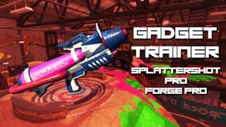 Gadget Trainer - Splattershot Pro/Forge Pro - Splatoon 2