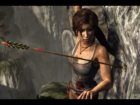 Tomb Raider Official Reborn Trailer - YouTube