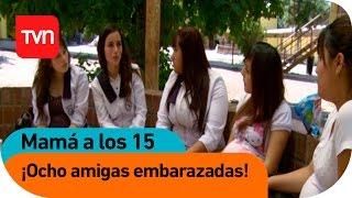 Mamá a los 15 | E04 T01: ¡Ocho amigas embarazadas!