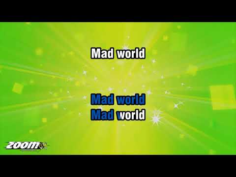Zoom Karaoke - Mad World mp3 ke stažení