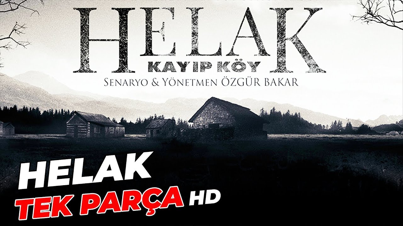 Helak Kayıp Köy   Türk Korku Filmi Tek Parça (HD)