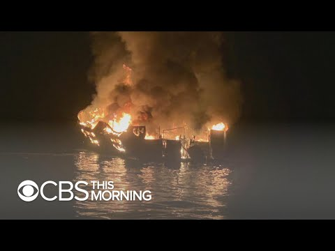 Yoboiivan -  Crew members from California boat fire claim smoke alarms never went off.