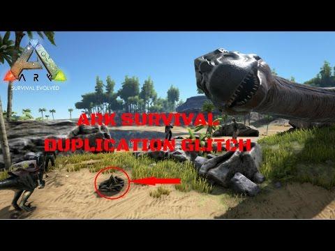 Ark Survival Evolved Duplication Glitch (Working)