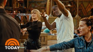 Go Inside The 'Cats' Movie With Taylor Swift, Idris Elba, More | TODAY