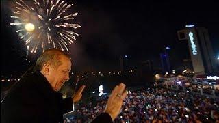 Turkey's Prime Minister Recep Tayyip Erdogan Scores Decisive Victory
