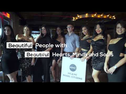 Miami Model Citizens Instant Karma Back to School Fundraiser At Beaker & Gray