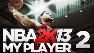 NBA 2K13 - My Player Career - Part 2 - NBA Draft (Gameplay & Commentary)