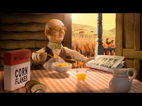 Kellogg's, 'Free Cereal and Milk' UK advert